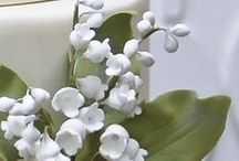 Wedding & Lily of the valley /