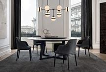 D I N I N G / Dining rooms and eating areas we love