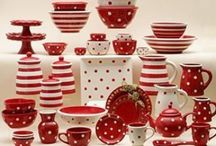 Polka dots / Round simple pretty design  / by Shirley Bell