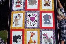 A WID QUILT 2015 / WID: WANT I DID IN 2015