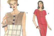 1980s Sewing... / This week on The Great British Sewing Bee, the contestants are going back to the 80s! We're thinking shoulder pads, hair scrunchies and huge poodle hair! Check out our 'pinspiration' for this week!