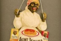 Aunt Jemima and other people of color who became quite successful in their own journey / Unfortunately from slavery to success  / by Shirley Bell