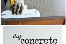 betoni, sementti