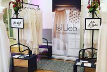 Events Isi Lieb (Nude & Silky) / Messen, Netzwerken, Bube Dame Herz, Modenschau