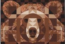 BEAR`S PAW/BEAR QUILTS