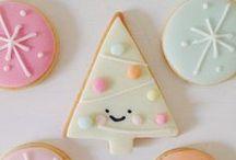 Douceurs de Noël / Bredele, chocolats, pâtisseries et autres douceurs d'hiver