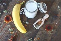Smoothies & milkshakes / Boissons fruitées tout en douceur