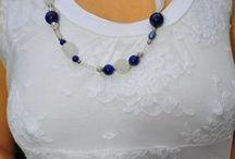 Oxidex Necklaces / Gioielli con cristalli e pietre dure