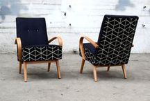 Fauteuils et chaises : relooking