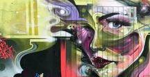 A Travel Guide: Street Art Worldwide / Street Art Graffiti | Street Art | Street Art New York | Street Art Europe | Street Art Asia | Street Art World Wide | Street Photography | Street Art Ideas | Creative Street Art |