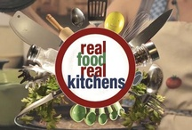 REAL FOOD REAL KITCHENS / RFRK Daily Inspirations! Watch free at http://www.hulu.com/real-food-real-kitchens