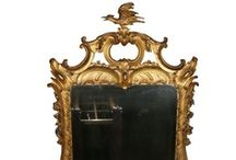Antique: Mirrors
