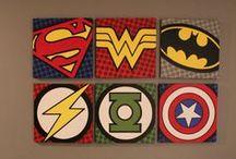 Theme: SuperHeroes
