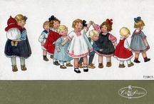 cartes d'enfants. / by marie frigerio