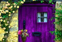 janela, janelinha, porta & campainha