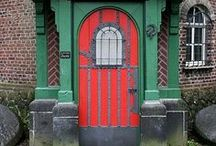 Doors, France, Germany, Italy, Portugal, Spain / by María de Guadalupe