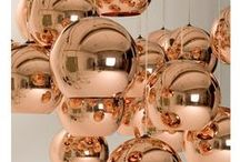 Copper Tone for the Home / This year's metallic