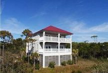 Coastal Homes for Sale / Beautiful coastal homes for sale, from St. George Island beach front, to historic Apalachicola.  Check out the gems of the Florida Panhandle. Visit Century 21 Collins Real Estate for more listings! http://www.century21collinsrealty.com/index.cfm