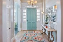 Making an Entrance / Hallyway, foyer inspiration
