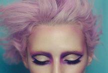 makeup caracter