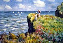 painting, illustrations, art