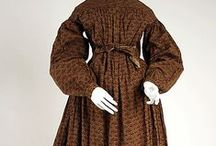 Pioneer Style / 1840s cool