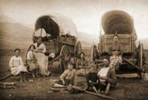 Pioneer Life / What was it like traveling in a covered wagon?