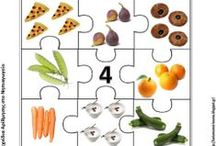 Numeracy Ideas / Numeracy Ideas for Pre-schoolers & special Needs kids