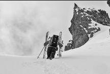 Kom skis / pics of Kom skis in action