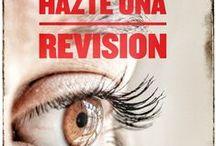 Optica / Gafas, contactología y todo aquello relacionado con la salud de nuestros ojos.