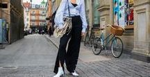 Street Style / Stylish images that inspire us.