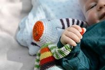 Crochet Toys / Meet our colourful collection of baby crochet toys.