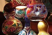 Gourds lampen