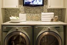 Laundry areas