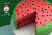 Nani'sCupcakes&Desserts / Baked goods #new ideas #family #birthdays #something for the kiddos #tia's cakes