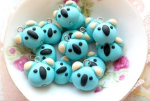 Sweetest Charms Noah's Ark Collection  / by Lin Javalera