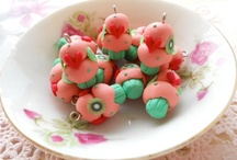 Sweetest Charms Cupcake  / by Lin Javalera