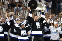 Tampa bay lightning  / by Nathelle