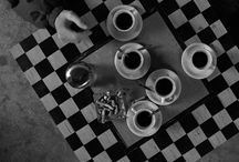 Film: Coffee and Cigarettes / Coffee and Cigarettes by Jim Jarmusch (2003)