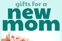Last minute gifts for new moms! / Great gift ideas for new mothers. / by Midwives Alliance of North America