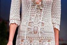 Dress crochet- abiti uncinetto