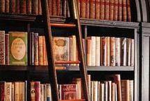 Books / Leer es vivir muchas vidas.