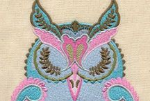 Crafts: Owl obsession