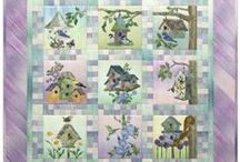 Quilts animales