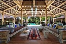 Modern & Tropical Interiors / A collection of the most beautiful interiors of villas in Bali.