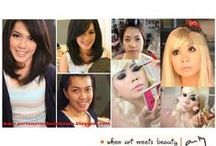 Beauty Classes / Find everything for your beauty here, from Hair, Make Up, Nails, and Beauty Classes!
