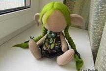 Handmade dolls & dolls stuff