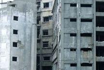 Urbex / decay aesthetic