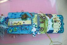 Yep, I made that! ^^ / Things i made... #handmade #scrapbooking #crochet #creativity #hobby #thingsforhome #gifts #prettythings