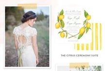 Yellow Wedding / Glotrition collections of yellow wedding ideas and inspiration